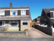 3 bedroom semi detached house to rent in Glebe Drive, Brackley...