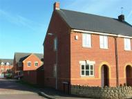semi detached house to rent in Manor Road, Brackley...
