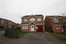 Detached home in Brewin Close, Brackley...