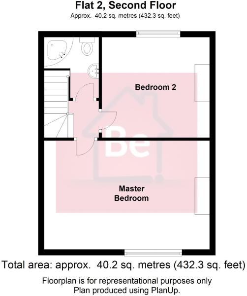 Flat 2, Second Floor