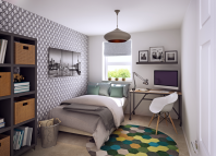 2 bedroom new Apartment for sale in Croft Road, Swindon, SN1