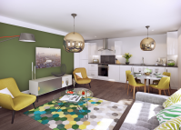 2 bed new Apartment for sale in Croft Road, Swindon, SN1