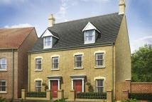 4 bed new home for sale in Croft Road, Swindon, SN1