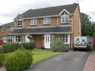 3 bedroom semi detached house to rent in Stoney Bank, Stoneclough...