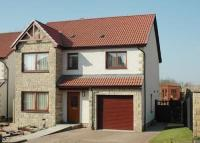 Detached home in 11 South Mews Coldstream...