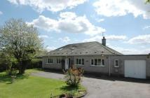 Detached property in Dienten 9 Edinburgh Road...