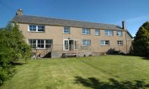 Detached house for sale in Ruthven Farmhouse Duns...