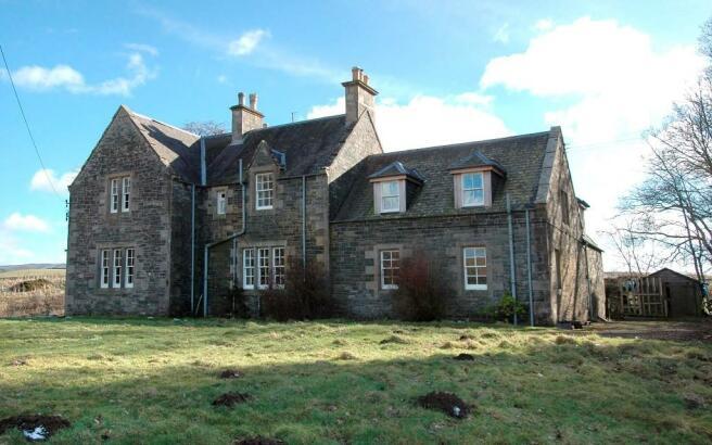 5 Bedroom Detached House For Sale In Kirkhope Farmhouse Selkirkshire Td7 5hw Td7