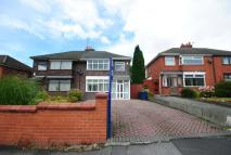 semi detached property in 86G Ormskirk Road...