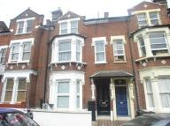 Flat in Comyn Road, Battersea...