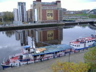 Apartment to rent in Quayside...