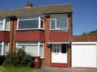 4 bedroom semi detached property to rent in Redesdale Avenue, Fawdon...