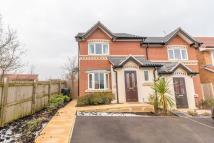 3 bed semi detached property in Carlton Way