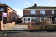 3 bed semi detached home in Hilary Close, Widnes
