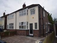 semi detached property to rent in Wyncroft Road, WIDNES