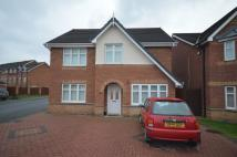 Detached house to rent in Elstree Court, Widnes...