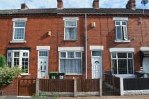 Terraced house in Hale Road, Widnes...