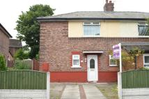 2 bedroom semi detached property to rent in Quinn Street, Widnes...
