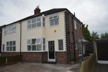 3 bed semi detached home in Wyncroft Road, Widnes...
