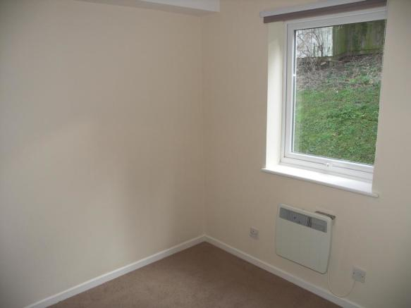 Second bedroom with rear aspect