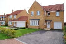 4 bedroom Detached house to rent in Temple Goring, Navenby