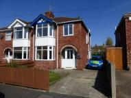 3 bed semi detached home to rent in Mayfair Avenue, Lincoln