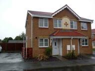 2 bed semi detached property in Watling Close...
