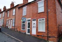 Terraced house to rent in Bathurst Street, Lincoln