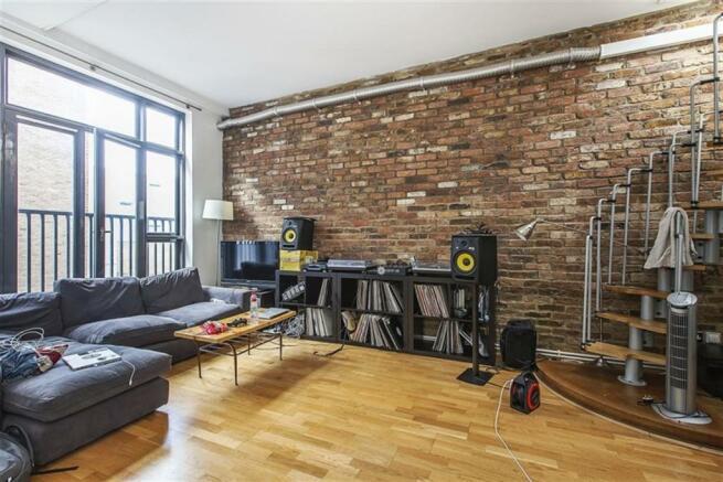 2 Bedroom Flat To Rent In Britannia Lofts Banner Street Clerkenwell London