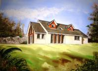 Detached property for sale in Plot 2, Tom a Chadail...