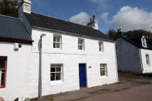 Arnabost Dervaig semi detached property for sale
