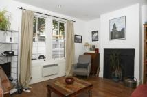 Crampton Street Flat to rent