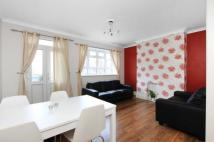 Fount Street Flat to rent