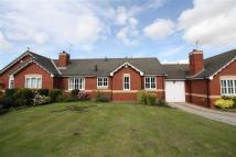 Old Station Court Terraced Bungalow for sale