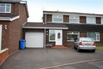2 bed semi detached house for sale in Rowan Drive, Ponteland