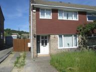 semi detached house to rent in Heol Y Drydwen...