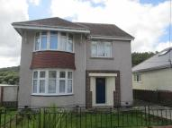 Detached property in Lone Road, Clydach...