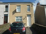 Terraced house in Lone Road, Clydach...