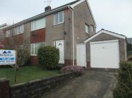 semi detached property to rent in Priors Way, Dunvant...