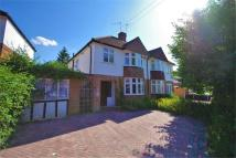 3 bed semi detached house in Cassiobury Park Avenue...