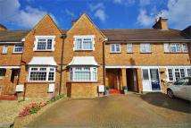 Terraced house for sale in The Chase, WATFORD...