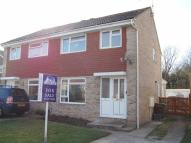 3 bed semi detached property in Kimmeridge Close...