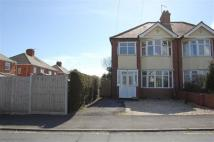 3 bed semi detached house in Monmouth Avenue...