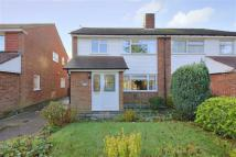 3 bedroom semi detached house in Hydefield Close...