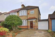 3 bedroom semi detached home for sale in Queen Annes Grove...