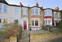 Terraced house in Cecil Avenue, Enfield...