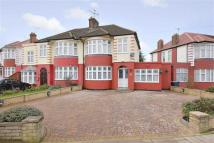 semi detached house for sale in Firs Park Avenue...