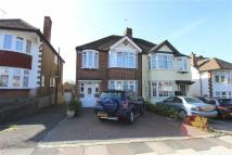 3 bed semi detached home in Holly Hill...