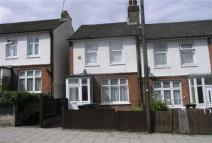 3 bed End of Terrace home in Chase Road, Southgate...