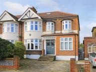 semi detached property in Landra Gardens...